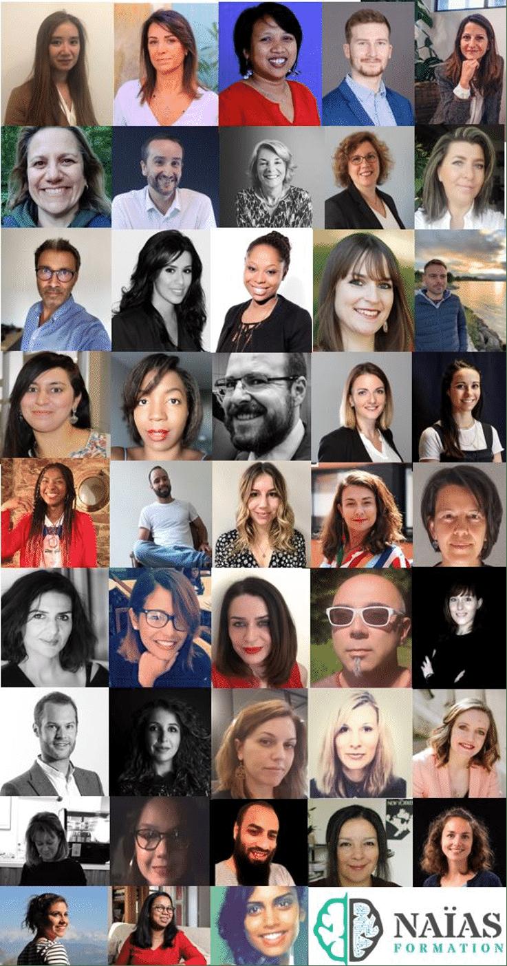 Consultants de l'ADSN Agence Digitale Solidaire Naïas