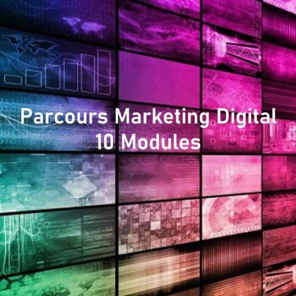 Formation Marketing Digital en E-learning
