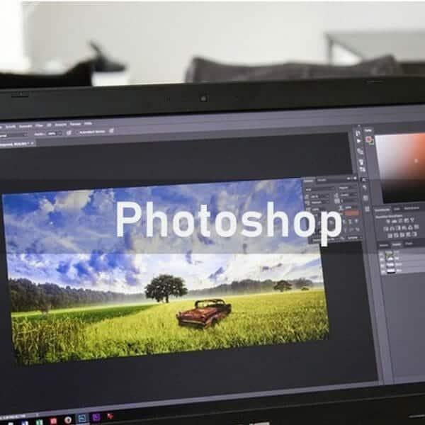 Formation Photoshop débutant