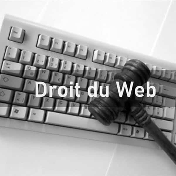 Formation Droit du Web RGPD