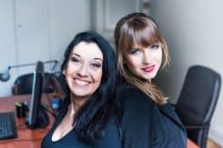 Aurore et Laura, partenaires Recrutement Coop Time